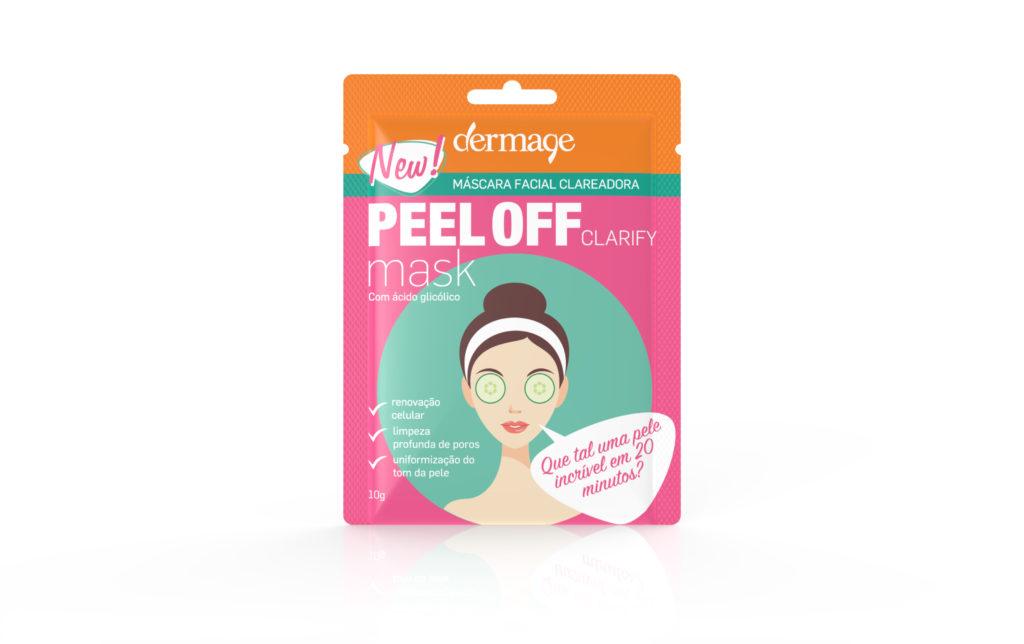 Peel-off-clarify-mask-